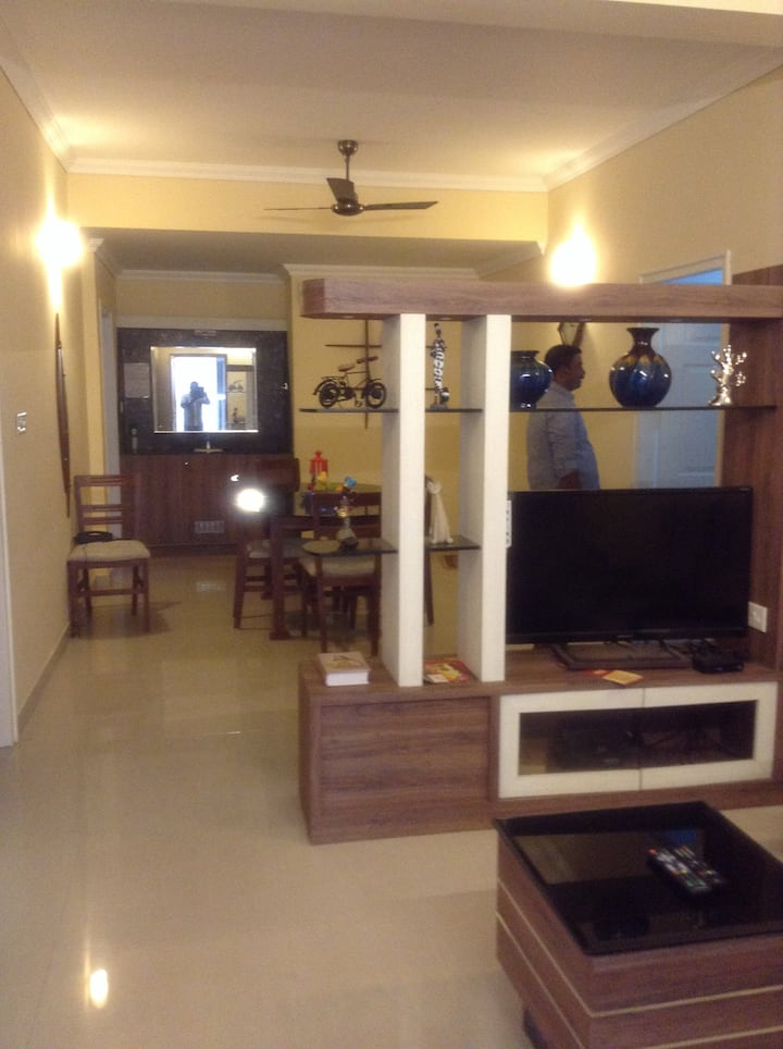 STAY with comfort in KOTTAYAM town