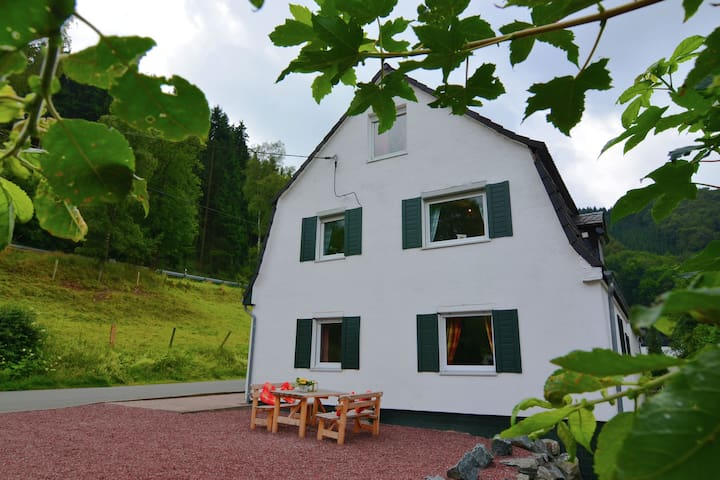 Peace, relaxation and beautiful surroundings - Apartment in the Sauerland