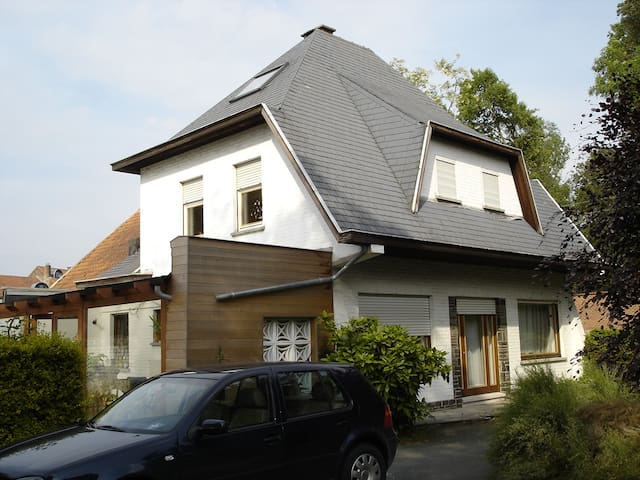 Cosy residence in a quiet neighborhood - Braine-l'Alleud - Villa