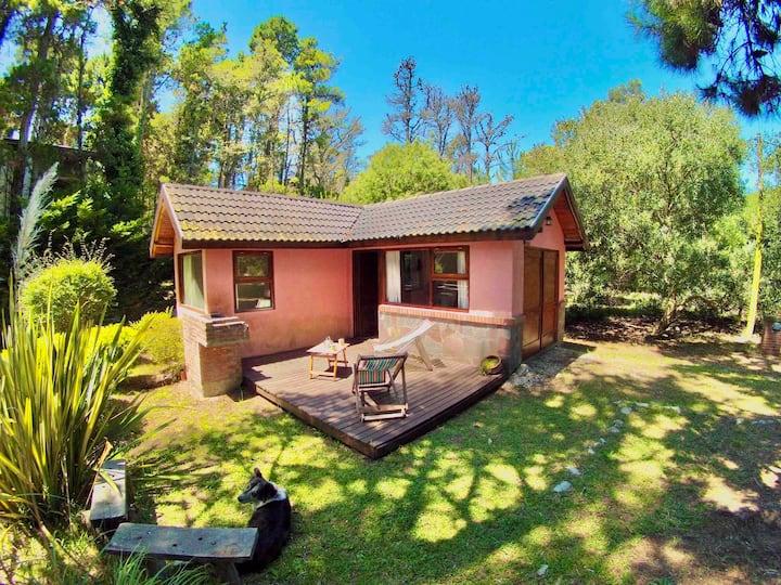 EN PESOS ARGENTINOS Cabaña Rosa Pampa Tiny House