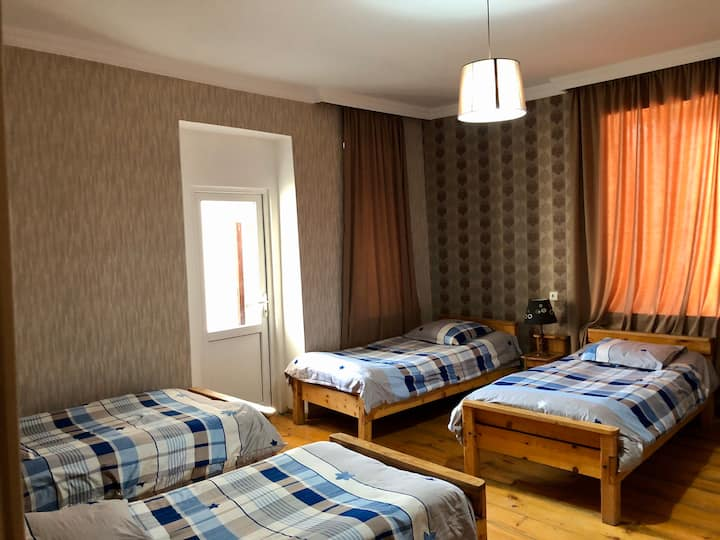 Our hotel is best in mestia