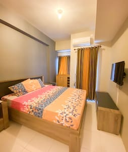Cozy studio room at Prospero Sidoarjo /3023