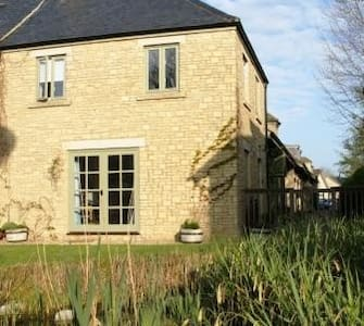 Fairhazel, Lower Mill Estate, Cotswolds Water Park - Somerford Keynes - Rumah