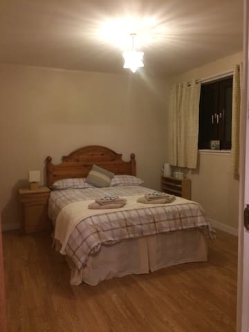 Private double room in Stonehaven - Stonehaven - Haus