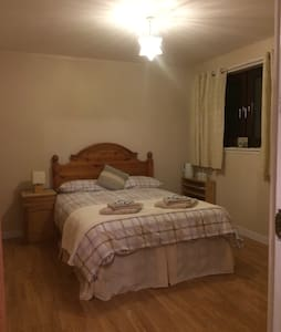 Private double room in Stonehaven - Stonehaven - House
