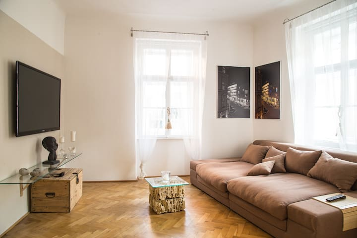 SWEET APARTMENT IN THE HEART OF PRAGUE