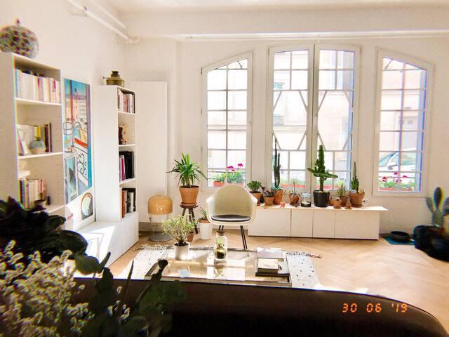 MONTMARTRE - Splendid & quiet loft