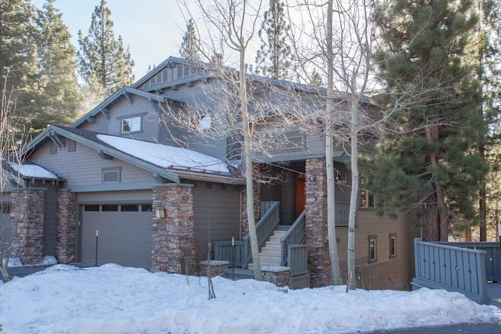 Timbers # 1033 - Mammoth Lakes - House