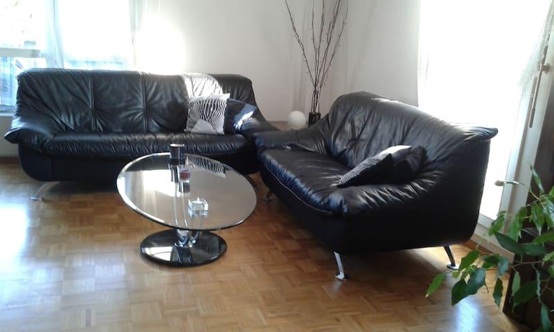Gemütliche  4- Zimmer Wohnung