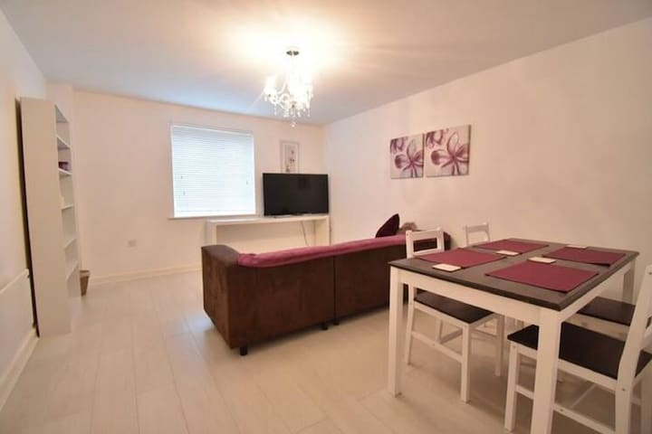 Alluring Apartment in Coventry near the Industrial Estate