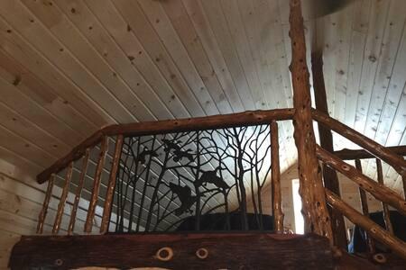 Buck's Cabins (Goose Nest)