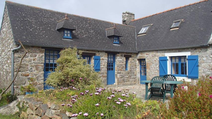 maison bretonne - Crozon - Huis