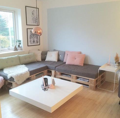 Nordic inspired design villa - Ikast