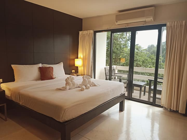 Amarin Samui Hotel - Deluxe Double Room Only