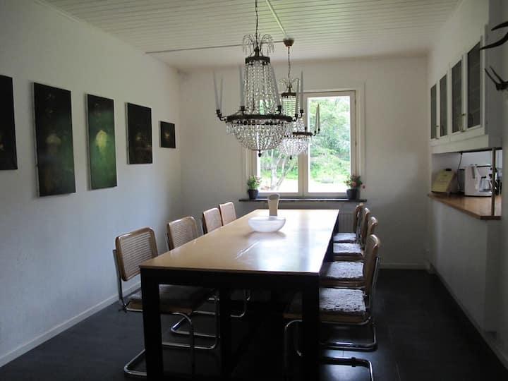 Ferienhaus in Südschweden — Urlaub mit Hund