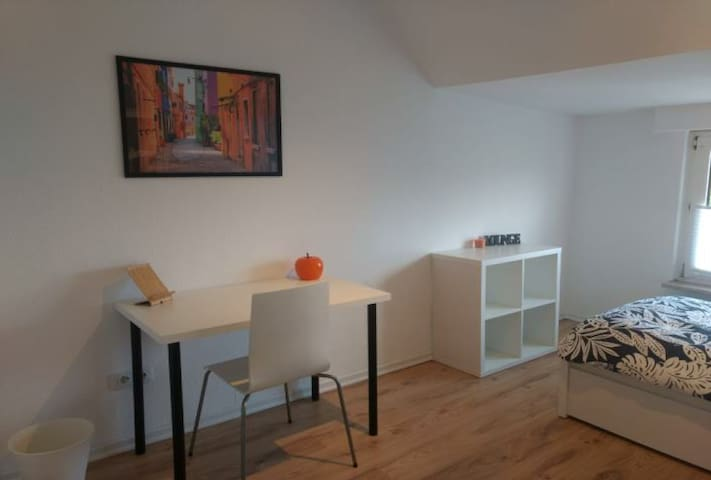 2-Zimmer Appartment in bester Lage Ludwighafens