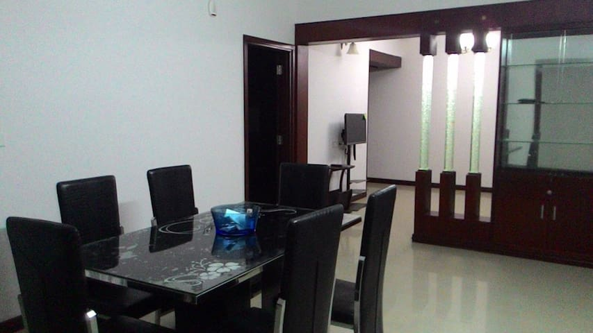 Home at Trivandrum with all modern facilities - Thiruvananthapuram - Appartement