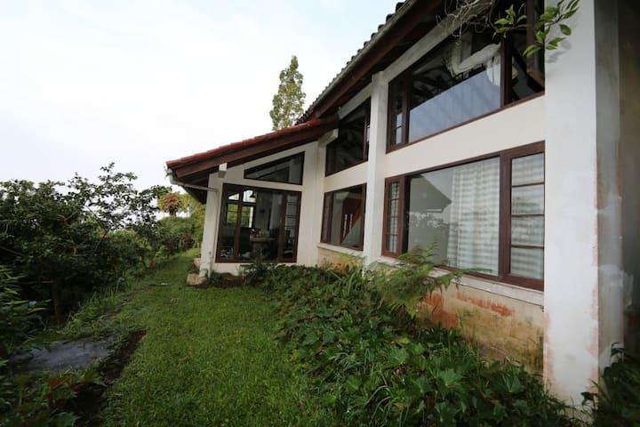 Villa Gani Lembang. Very beautiful place!