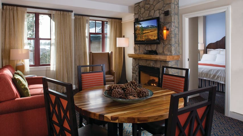 1 Bedroom Villa at Marriott's Timber Lodge Resort