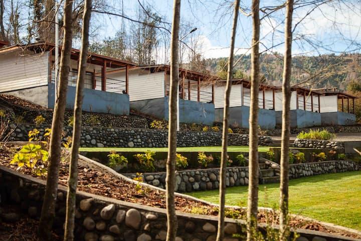 Cabaña 3 Lomas de Ensenada licanray