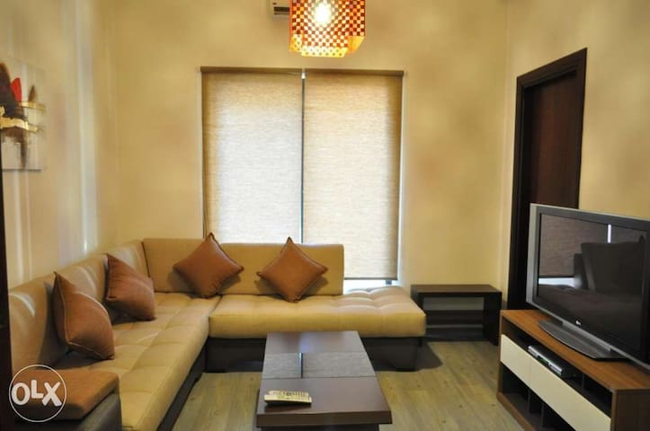 Fully Furnished, Spacious 1 Bedroom Flat...