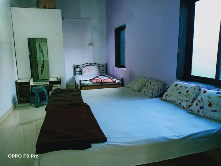 Nisarg Bunglow Room for 6 pax Family/Group