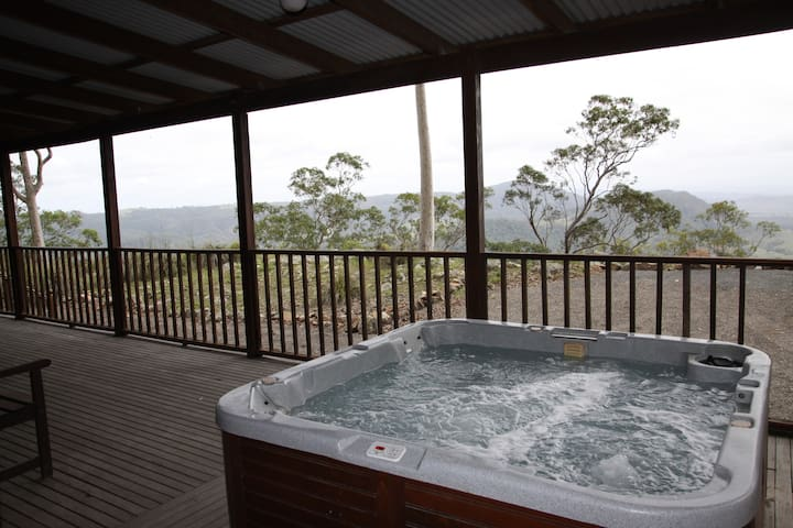 Bela Vista Spa Cabin - Truly Magical - Vacy - Talo