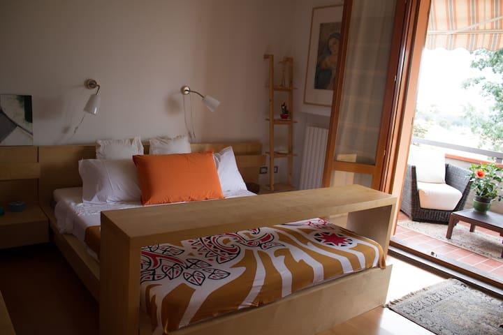 CASA ROSSI B&B a Borgo Santa Maria (PU)