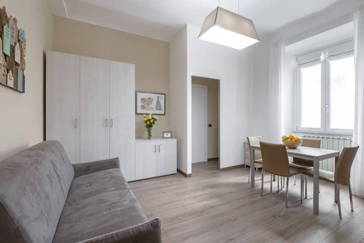 Lovely spacious loft ★ Rome Downtown