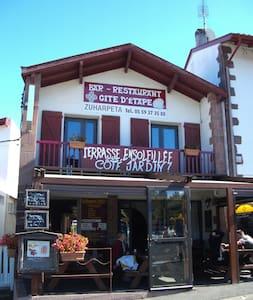 Gite Zuharpeta chambre m (pèlerins,randonneurs) - Saint-Jean-Pied-de-Port - 旅舍