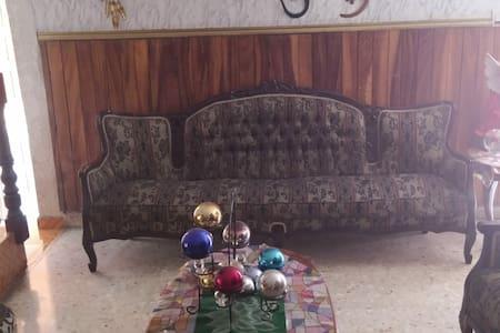 Maldonado's Home