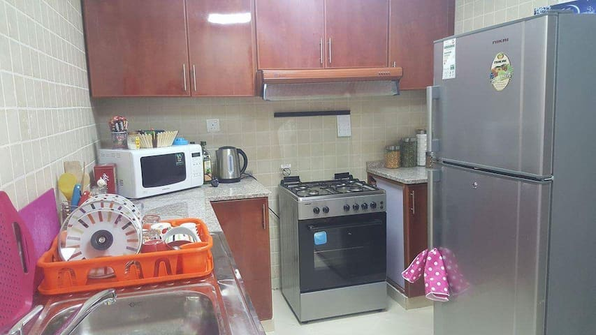Clean appartement for rent in Manaema