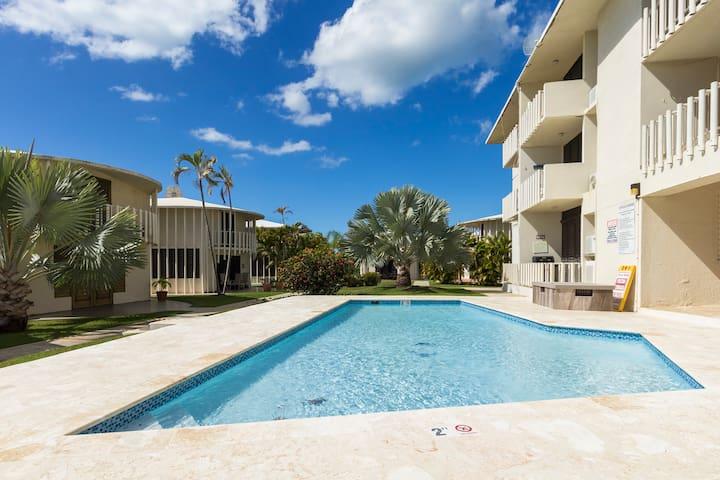 Beach House-Villa Taina, Boqueron - Boqueron - Haus