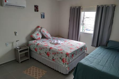 Apartamento Completo próximo ao Shopping - AP01