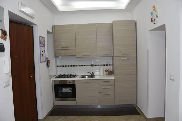 Delizioso appartamento Appia Antica