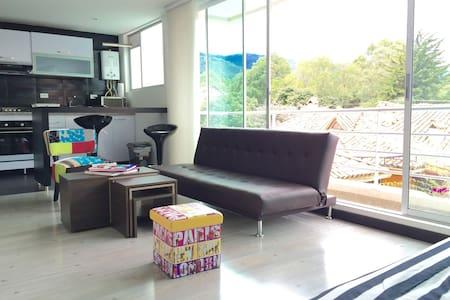 Brand New Studio in Great Location - Bogotá - Apartamento
