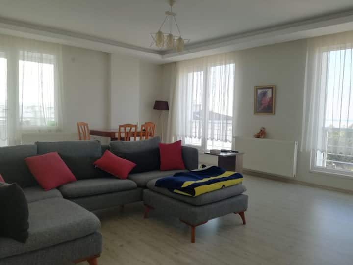 Spacious New Apartment Near Atakum Beach