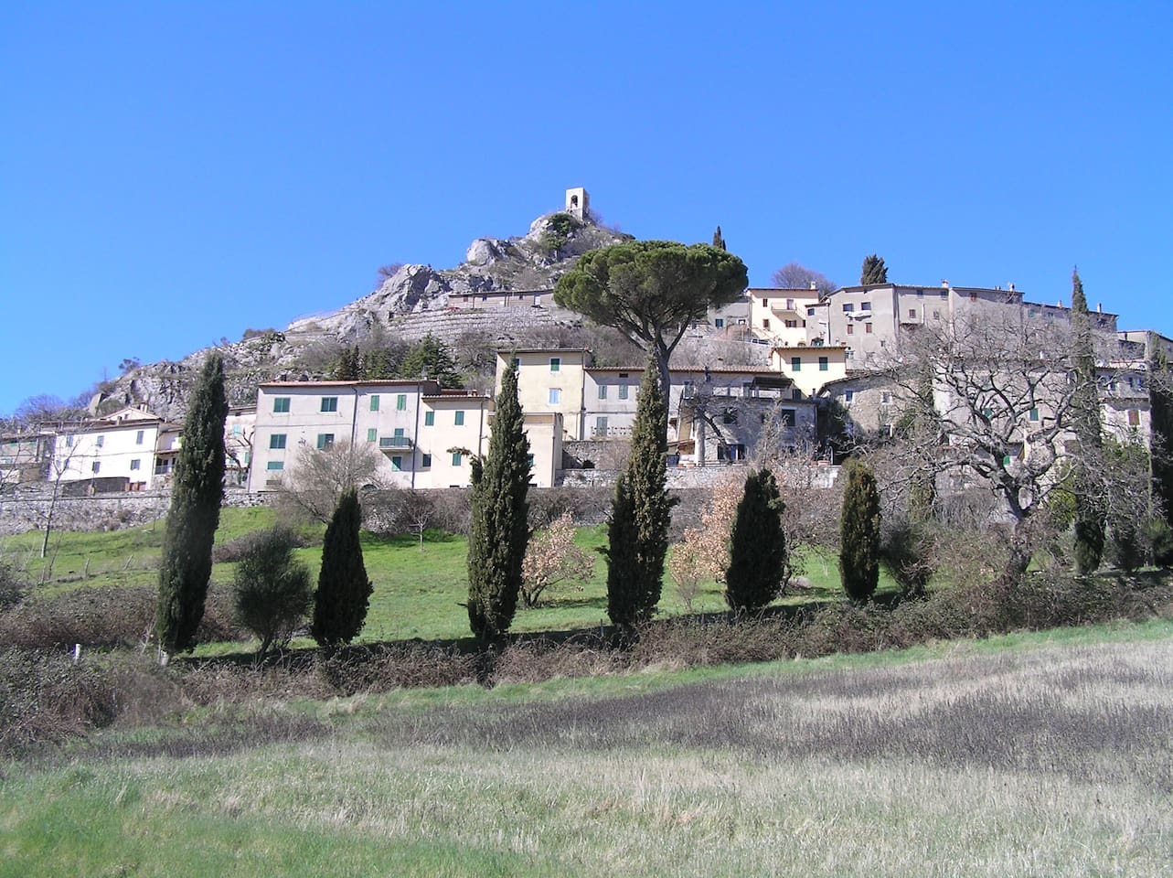 Il paese...
