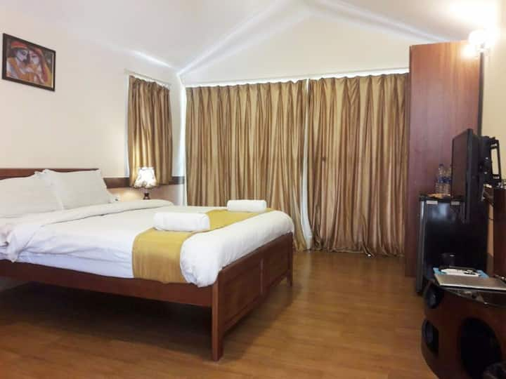 Pink Cottage Rooms Very Near To Baga Beach KS