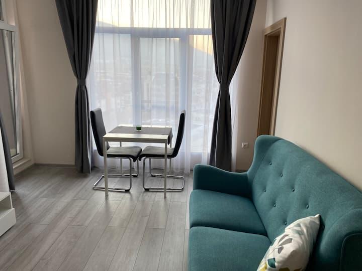 Mountain View Magenta White apartment & parking