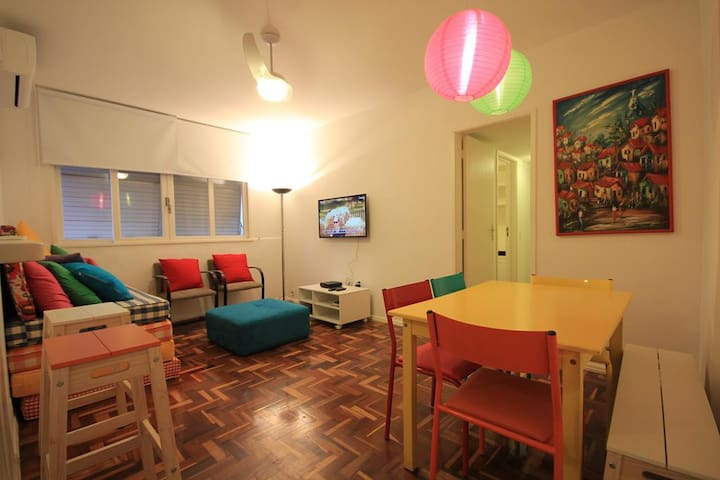 Visconde 702 | Well located | 6 pax
