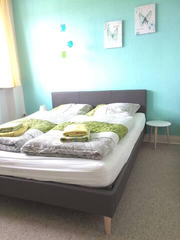 Klein, aber fein - komplette 2-Zimmer Wohnung