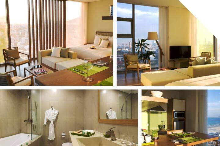 Studio Apartment 37m2 - Next To The Pacific! - Sơn Trà - Flat