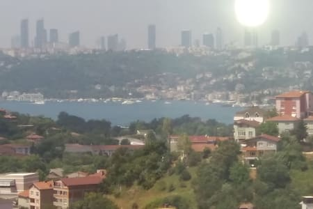 Beautiful flat with great view in the bosphorus - Beykoz