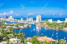 Please make your Vacation in Fort Lauderdale & make Angel's Divine Sanctuary is Amazing you home.  I welcome you now to confirm your dates & celebrate your birthday, your honeymoon or your wedding anniversary.  Just come for the fun in the sun/ beach