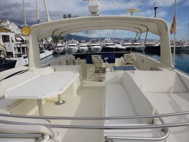 60 ft Boat in Puerto Banus - Marbella - Boot