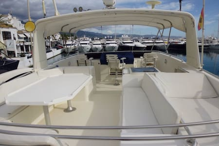 60 ft Boat in Puerto Banus - Marbella - Barca