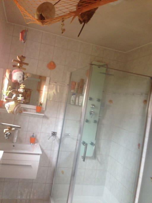 Euer Bad eine Etage höher