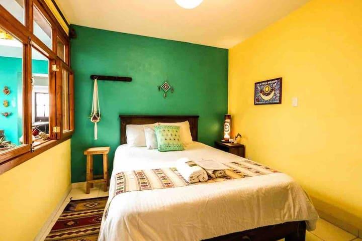 Casa Ohana:Eco home:private room,quiet,bright