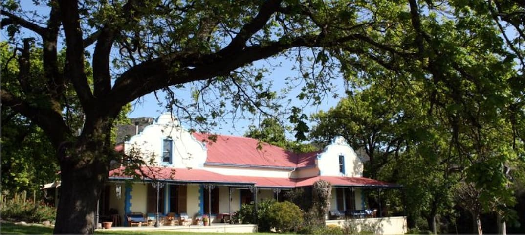 Fynbos Estate - The Farmhouse - Malmesbury - Hus
